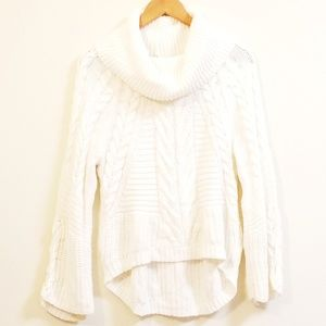 EXPRESS Chunky Cable Knit Sweater